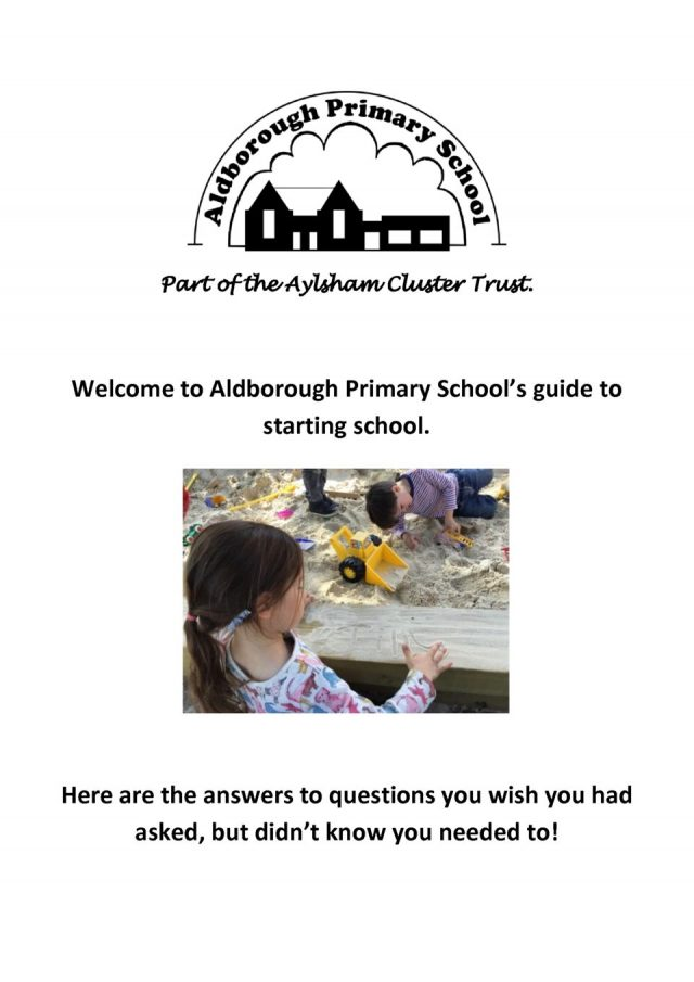 thumbnail of Welcome to Aldborough Primary School.