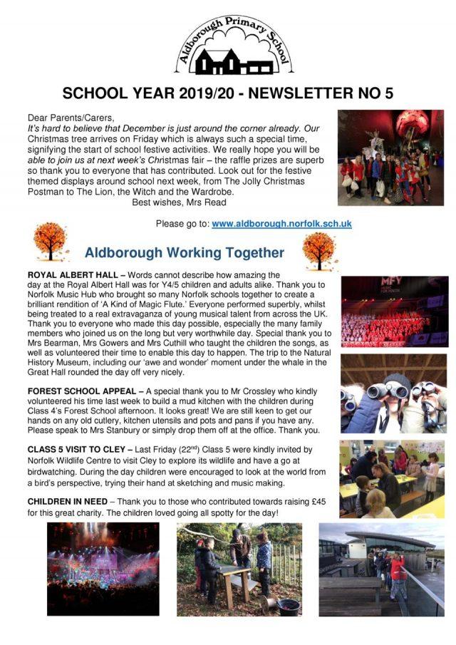 thumbnail of Newsletter 5 Autumn 2019.docx